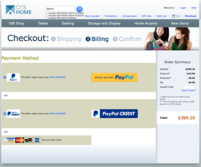how to set up billing agreement paypal