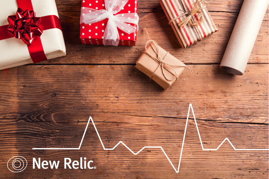 new relic logo holiday readiness